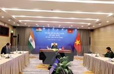 Tầm nhìn chung Việt Nam-Ấn Độ về hòa bình, thịnh vượng và người dân