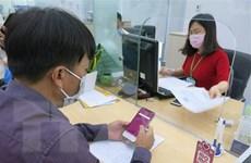 Bình Dương: Giải quyết thủ tục hành chính, thanh toán không tiền mặt