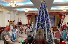 Đón Năm mới với Lễ hội cây thông đậm màu sắc cổ tích Nga