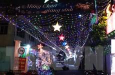 TP.HCM: Mùa Giáng sinh 2020 an vui trong một năm nhiều biến động