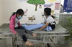 Đồng Tháp: 7 học sinh tiểu học nhập viện sau khi uống trà sữa