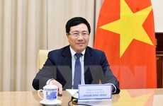 Ngoại giao năm 2020: Khẳng định vị thế Việt Nam trên trường quốc tế