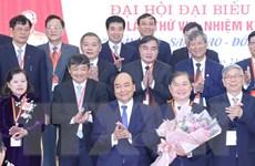 Thủ tướng dự Đại hội Liên hiệp các Hội Khoa học và Kỹ thuật Việt Nam