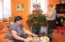 Nét đẹp truyền thống của người Séc trong dịp Lễ Giáng sinh