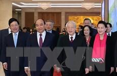 Hội nghị toàn quốc triển khai nghị quyết của Quốc hội khóa XIV