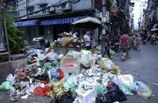 Hà Nội: Hoàn tất thu dọn rác ùn ứ tại Nam Từ Liêm trước ngày 31/12