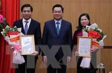 Phê chuẩn kết quả bầu Chủ tịch Hội đồng Nhân dân tỉnh Bắc Kạn