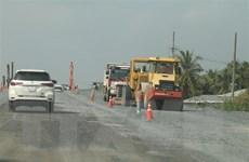 Kiến nghị cho thông tuyến tạm thời cao tốc Trung Lương-Mỹ Thuận