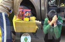 Bình Phước: Phát hiện vụ vận chuyển gần 430kg pháo lậu ở huyện Bù Đốp