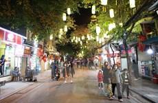 Hà Nội đón trên 118.000 lượt khách du lịch dịp nghỉ Tết Dương lịch
