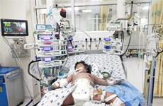 TP.HCM: Liên tiếp cứu sống hai bệnh nhi sốc sốt xuất huyết nặng