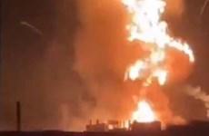 Nổ kho khí đốt tại Liban làm ít nhất 10 người bị thương