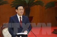 Bí thư Hà Nội: Đưa Hoàng Mai thành một 'cực tăng trưởng' của Thủ đô