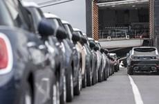 Doanh số bán ôtô mới tại Anh giảm mạnh nhất kể từ năm 1943