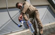 Độc đáo công nghệ chiết xuất trực tiếp nước uống từ không khí