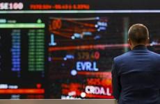 Cổ phiếu năng lượng đi lên, chứng khoán châu Âu đồng loạt tăng điểm