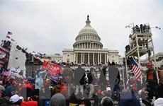 Các tổ chức doanh nghiệp lớn của Mỹ phản đối tình trạng bạo loạn