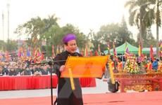 Hải Phòng: Kỷ niệm 435 năm ngày mất của Trạng Trình Nguyễn Bỉnh Khiêm
