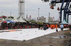 Indonesia triển khai tàu nghiên cứu Baruna Jaya IV để tìm kiếm hộp đen