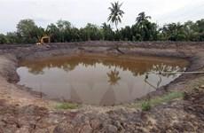 Xâm nhập mặn mùa khô năm 2021 không nghiêm trọng như năm 2020