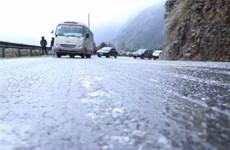 Bảo đảm an toàn giao thông trong thời tiết giá rét, có băng tuyết