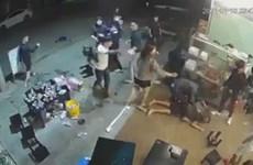 Đồng Nai: Tạm giữ 6 đối tượng đánh người dã man ở quán nhậu