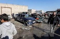 Đánh bom xe ở khu vực Tây Bắc Syria khiến nhiều người thương vong