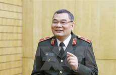 Công an thiết lập trạng thái 'sẵn sàng mới' bảo vệ Đại hội Đảng XIII