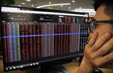 Lực bán tăng mạnh, thị trường chứng khoán Việt Nam chìm trong sắc đỏ