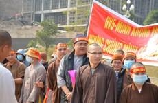 Kỷ niệm Ngày Đức Phật thành đạo và cầu nguyện quốc thái dân an