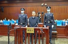 Trung Quốc: Cựu Bí thư tỉnh Vân Nam lĩnh 7 năm tù vì tội nhận hối lộ