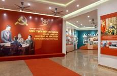 Trưng bày chuyên đề về công lao to lớn của Chủ tịch Hồ Chí Minh