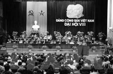 Đại hội VIII của Đảng: Đẩy mạnh công nghiệp hóa, hiện đại hóa đất nước
