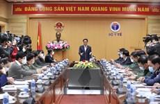 [Photo] Ban Chỉ đạo Quốc gia phòng, chống COVID-19 họp trực tuyến