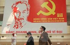 Nhiều chính đảng, tổ chức gửi thư, điện chúc mừng Đại hội XIII