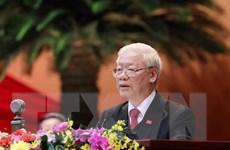 Phát biểu cảm ơn của Tổng Bí thư, Chủ tịch nước Nguyễn Phú Trọng
