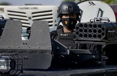 Indonesia bắt giữ và sẽ trục xuất một nghi can khủng bố người Anh