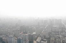 Hà Nội: Chất lượng không khí tại nhiều địa điểm không tốt cho sức khỏe