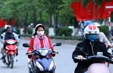 Ảnh hưởng không khí lạnh, Bắc Bộ chuyển rét trong ngày đi làm sau Tết