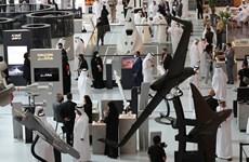 Triển lãm vũ khí quốc tế tại UAE khai mạc trong bối cảnh dịch COVID-19