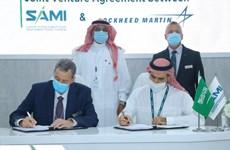 SAMI liên doanh với Lockheed Martin tăng cường năng lực quốc phòng