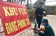 Ngày mai 26/2, Hưng Yên sẽ kết thúc việc phong tỏa xã Yên Phú