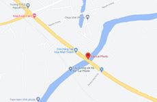 Tai nạn nghiêm trọng làm học sinh ở Quảng Trị văng xuống sông tử vong