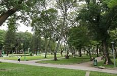 Thành phố Hồ Chí Minh tăng thêm công viên, cải thiện mảng xanh đô thị