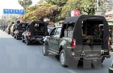Quốc tế kêu gọi các bên tại Myanmar kiềm chế và đối thoại