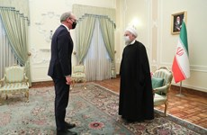 Tổng thống Iran hối thúc châu Âu tránh 'đe dọa hay gây sức ép'