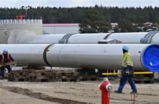 Quan chức Đức hối thúc hoàn thành dự án Dòng chảy phương Bắc 2