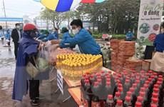 Phiên chợ 0 đồng cho những hoàn cảnh khó khăn ở tỉnh Hải Dương
