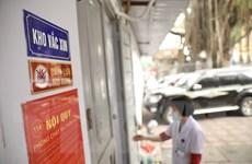 [Photo] Cận cảnh kho bảo quản vaccine tại quận Hai Bà Trưng
