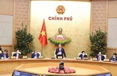 Nghị quyết họp Chính phủ tháng Hai: Tập trung thực hiện mục tiêu kép